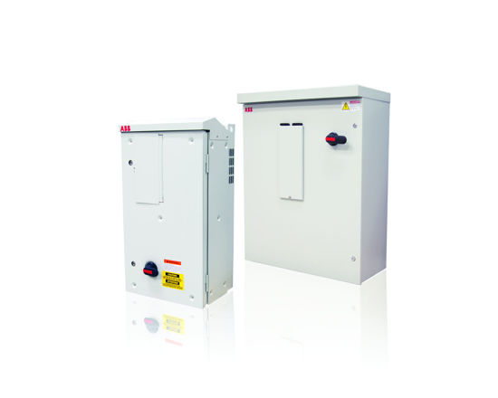 Picture of 100 HP ACH550, Bypass, NEMA 1