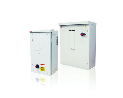Picture of 75 HP ACH550, Bypass, NEMA 1
