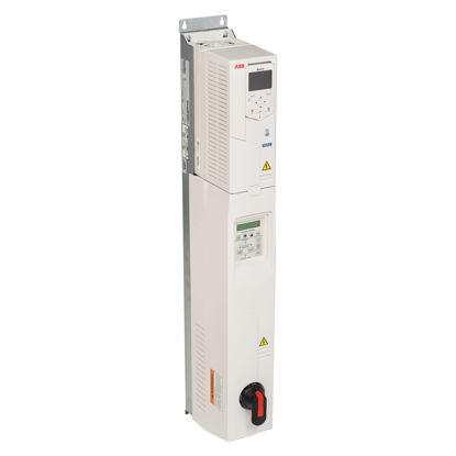Picture of 7.5 HP ACH580, Bypass, NEMA 1, Service Switch