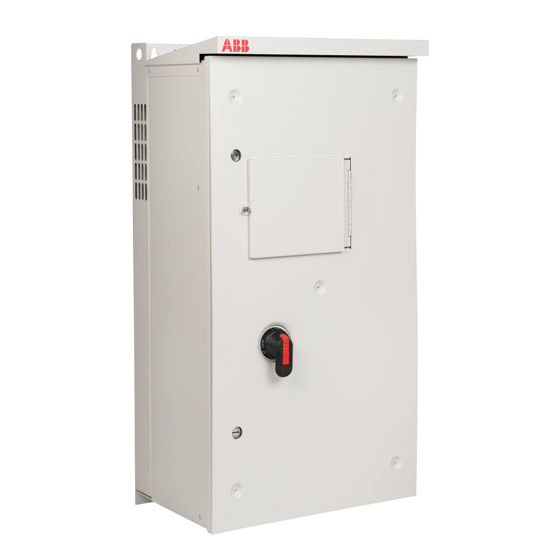 Picture of 25 HP ACH580, NEMA 3R, Circuit Breaker
