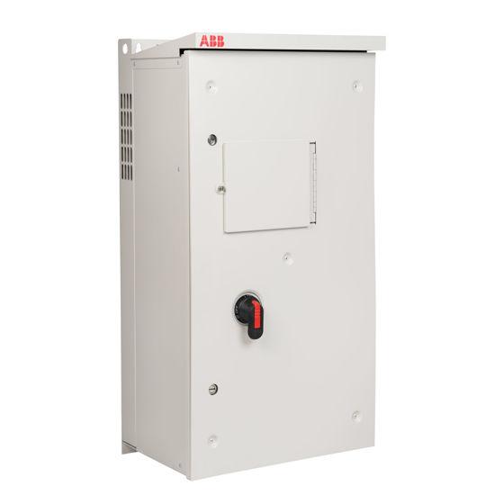 Picture of 2 HP ACH580, NEMA 3R, Circuit Breaker