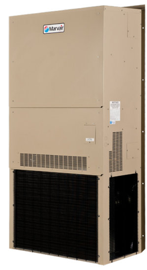 Picture of MAA1048 Heat Pump - 4 ton, 3 ph, 6 kW, MD, LH